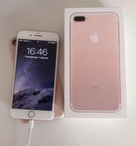iPhone 7 plus, 32 GB Rose Gold