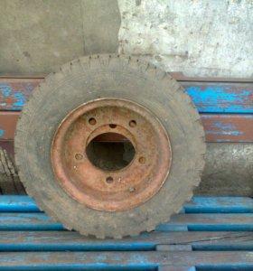 колеса от мотороллера
