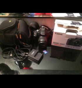 Фотоаппарат Canon 500D