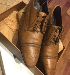 Baldinini мужские туфли