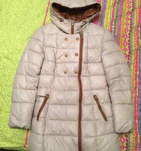 Пальто женское 2 в 1