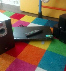 DVD с акустической системой 5.1СН MA-820S