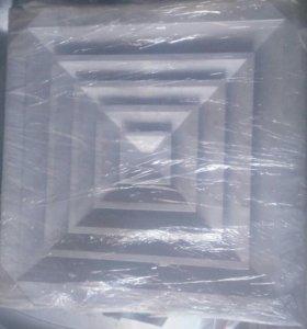 Диффузор на вентиляцию