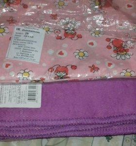 Одеяло байк
