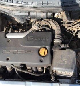 Двигатель 16V ваз 2112
