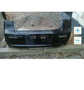 Задний бампер на Mitsubishi Lancer 10