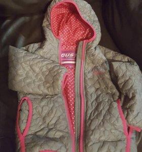 Куртка gusti 98р