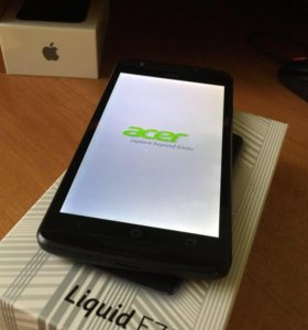 Acer Liquid E700 (E39) Black 16GB