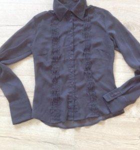 Блузка шифоновая 42 размер