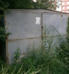 Продам железный гараж