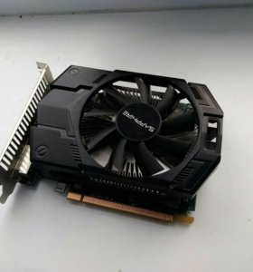 Видеокарта  AMD HD7770