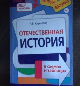 Книжка для подготовки ЕГЭ по Истории