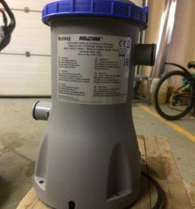 Фильтр-насос катриджный для бассейнов