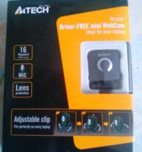 Веб-камера A4TECH PK-836F.