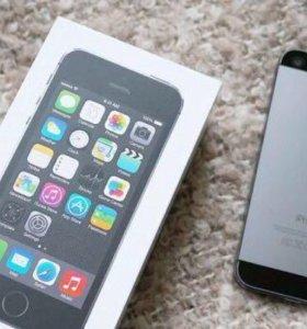 Срочно iPhone 5s 64gb