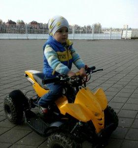 Квадроцикл для детей
