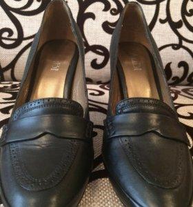 Кожаные туфли AliBi