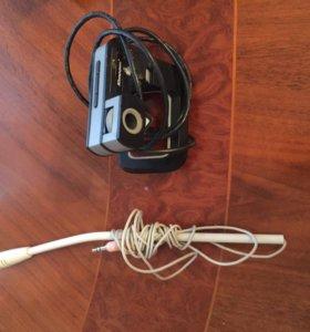 Камера и микрофон