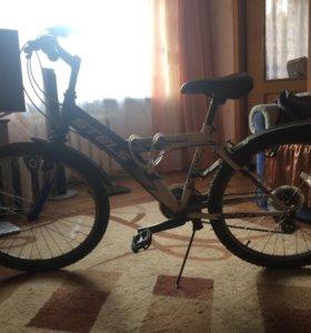 Скоростной велосипед stels