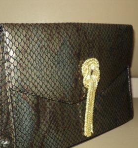 Новая сумочка - клатч