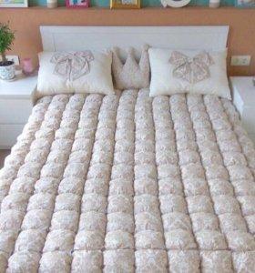 Шикарный набор на богатую кровать