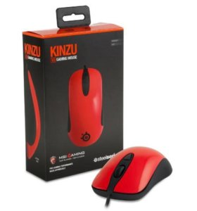 Игровая мышь Steelseries Kinzu v3 Mouse MSI