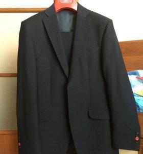 Костюм (пиджак+брюк) рост 178