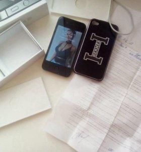 Обменяю iPhone 4s (16Gb)