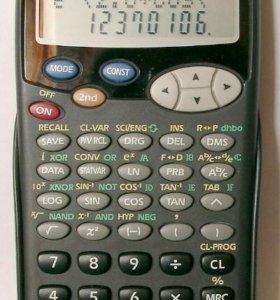 Научный калькулятор Citizen SRP-285