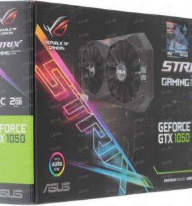 Видеокарта ASUS GeForce GTX 1050 STRIX ОС