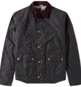 Barbour Heritage Reelin Wax Jacket