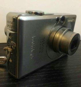 Фотоаппарат Canon ixus 55
