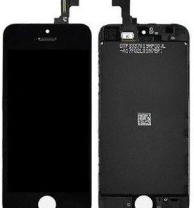 дисплей ААА iPhone 5s черный