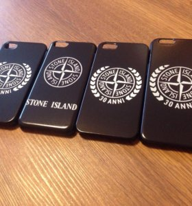 Чехлы stone island iPhone 4/4s 5/5s/5с 6/6s