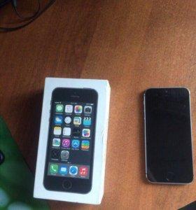 Продам айфон 5s 64 гига