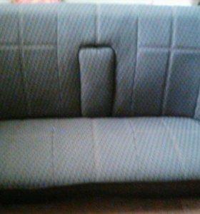 Сиденья на ВАЗ 2107