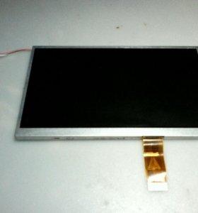 для автомагнитол TFT дисплей AT070TN07 V.A