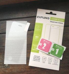 iPhone SE 5 5S 5C защитное стекло