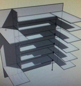 Изготовим любую корпусную мебель по вашим размерам
