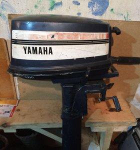 Лодочный мотор Yamaha 5