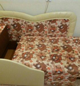 Детский диванчик новый