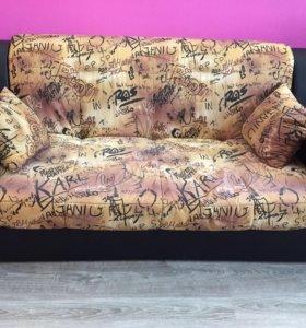 Раскладной диван и раскладное кресло