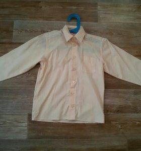 Рубашка рост 116-122