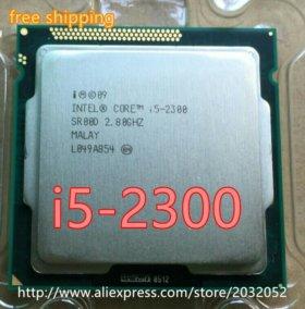 Процесор intel core i5 2300 не сэнди бридж