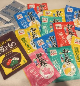 Японские специи