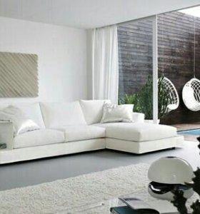 Профессиональная химчистка мягкой мебели на дому