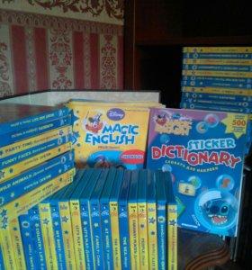Курс изучения английского для детей Magic English
