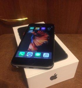 iPhone 6s в отличном состоянии оригинал