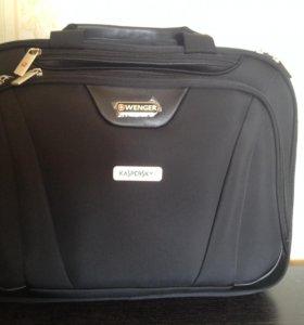 "Новая Бизнес сумка Wenger для ноутбука 17"""