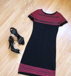 Платье, босоножки. Италия